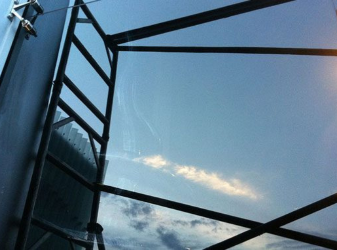 Commercial Glass Scratch Removal Sunshine Coast